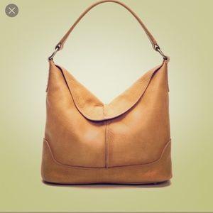Frye Leather Cara Hobo Bag